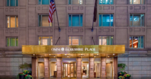The Animalista NYC pet friendly hotels - Omni Berkshire Place