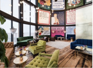The Animalista NYC pet friendly hotels - The Williamsburg Hotel